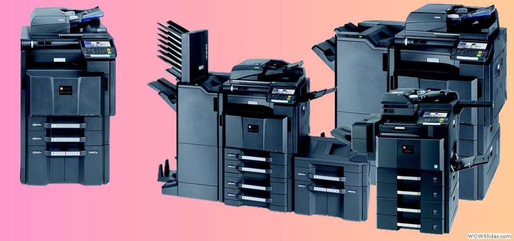 Venez découvrir notre gamme d'imprimantes multifonctions